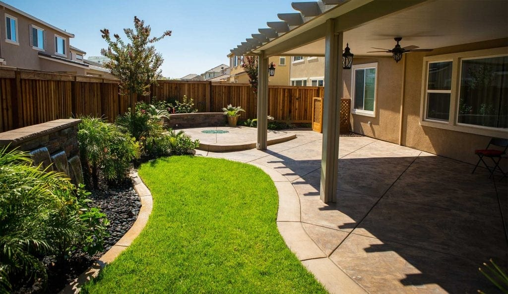 landscaping remodels