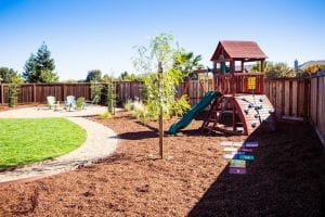 Full Backyard Remodel Landscaping Services in Brentwood CA