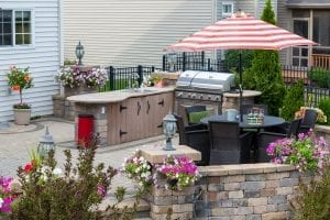 The Importance of Hardscape Maintenance After a Complete Backyard Remodel